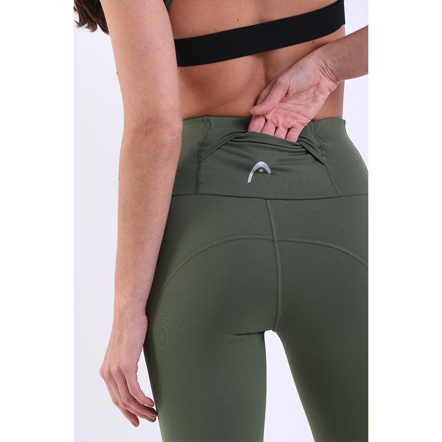 Ball Clip Head - Verde
