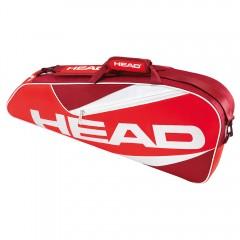 Raqueteira Head Elite 3R - Vermelha