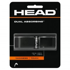 Cushion Head Dual Absorbing - Preto