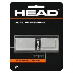 Cushion Head Dual Absorbing - Cinza