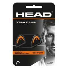 Antivibrador Head Xtra Damp Laranja - 2 Und