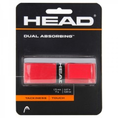 Cushion Head Dual Absorbing - Vermelho