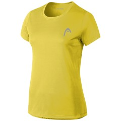 Camiseta Head Feminina Ultracool Fit - Amarela