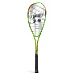 Raquete Head Squash Kit Discovery Team
